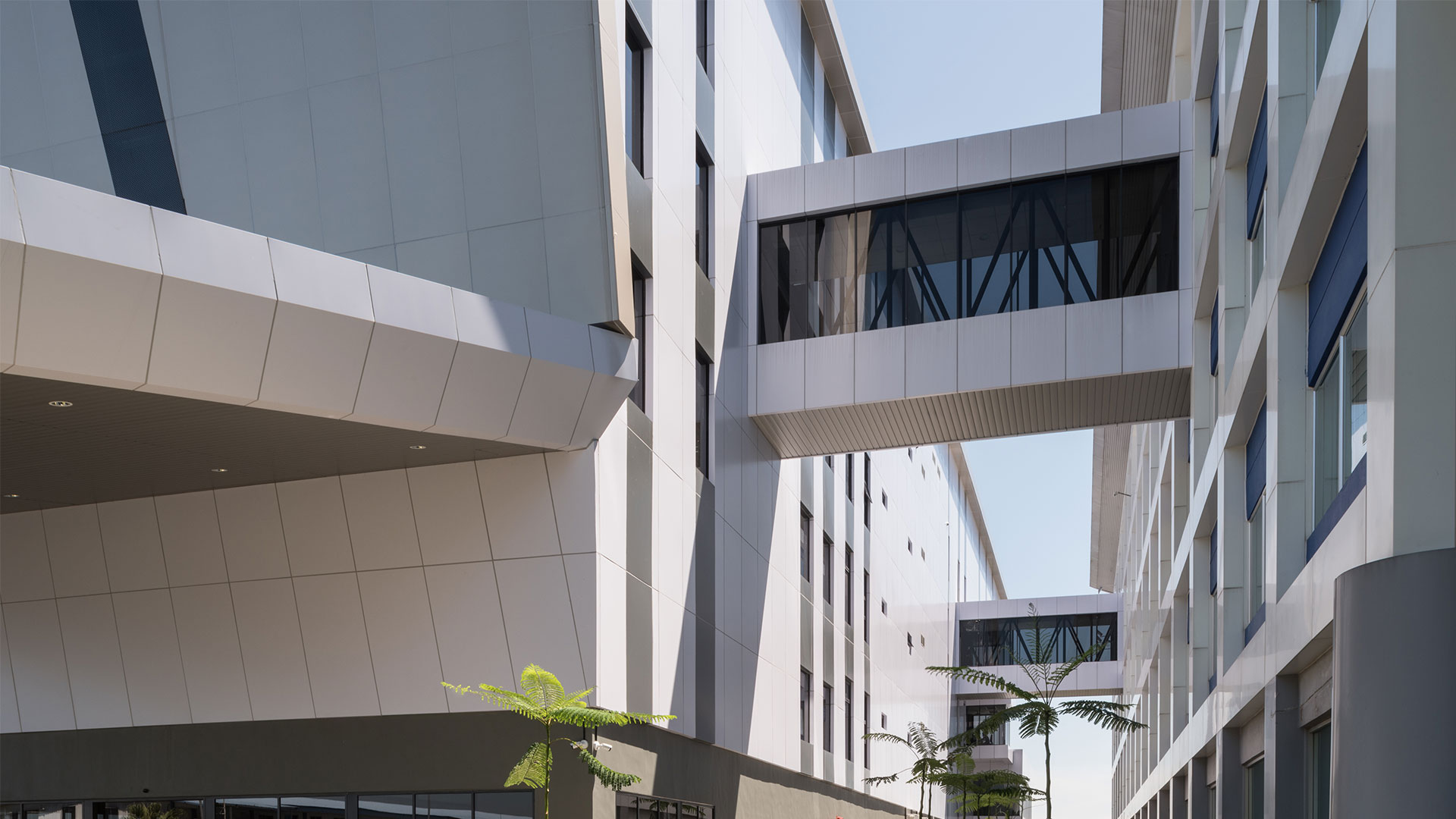 infineon technologies kulim by eowon designs architects